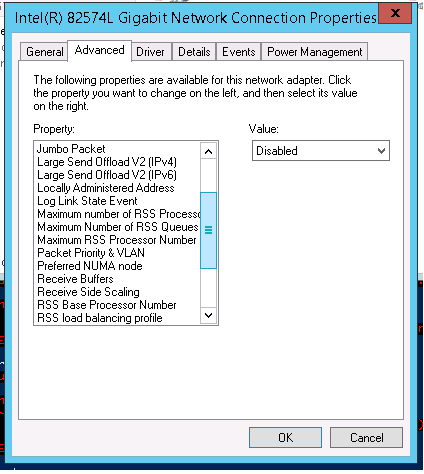 Set VLAN for physical network adapter in Windows - Cloudbase