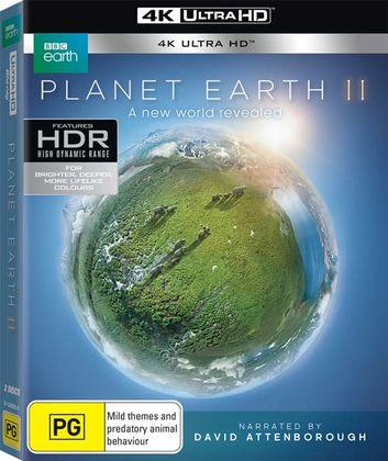 BBC Planet Earth II 720p